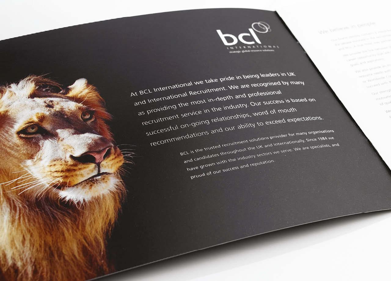 BCL Brochure