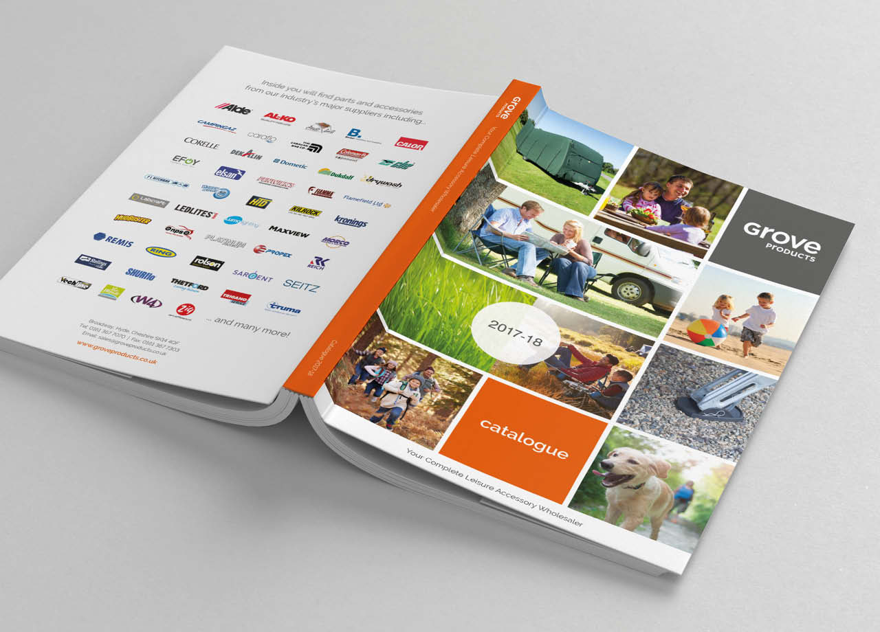 Grove Products Catalogue