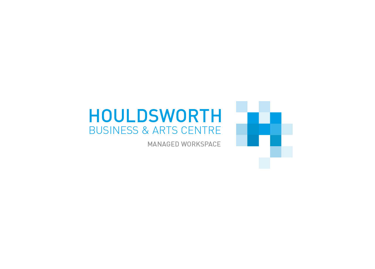 Houldsworth Business and Arts Centre Branding