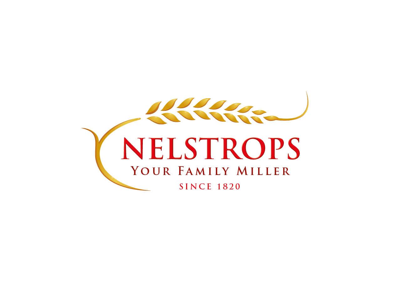 Nelstrops Branding