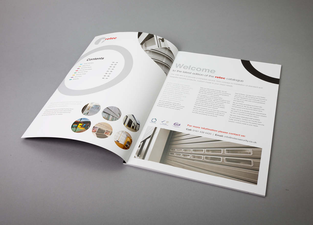 Rotec Catalogue Contents Spread