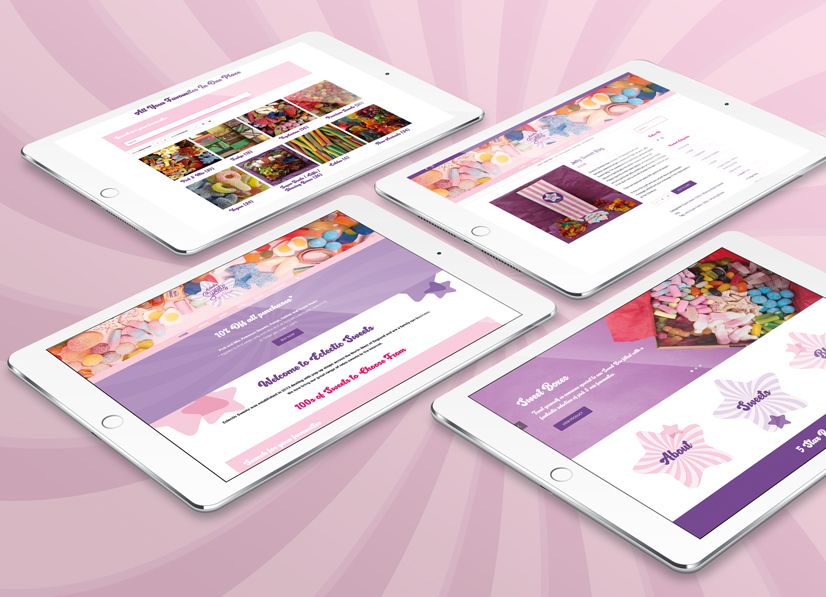 eclectic-sweets-website