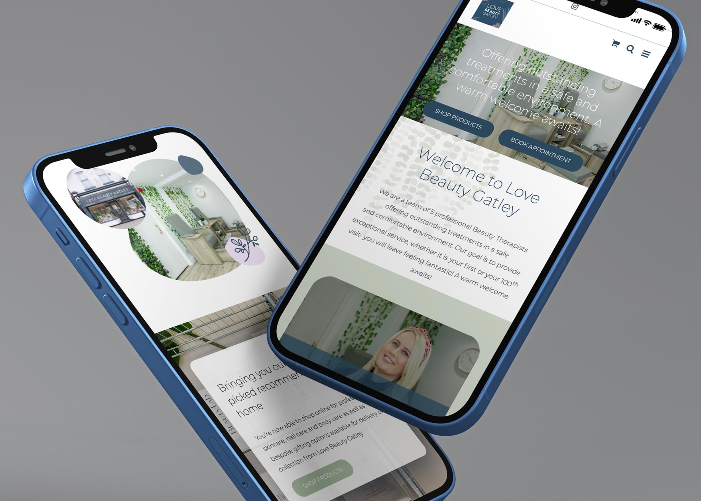 love-beauty-website-mobile