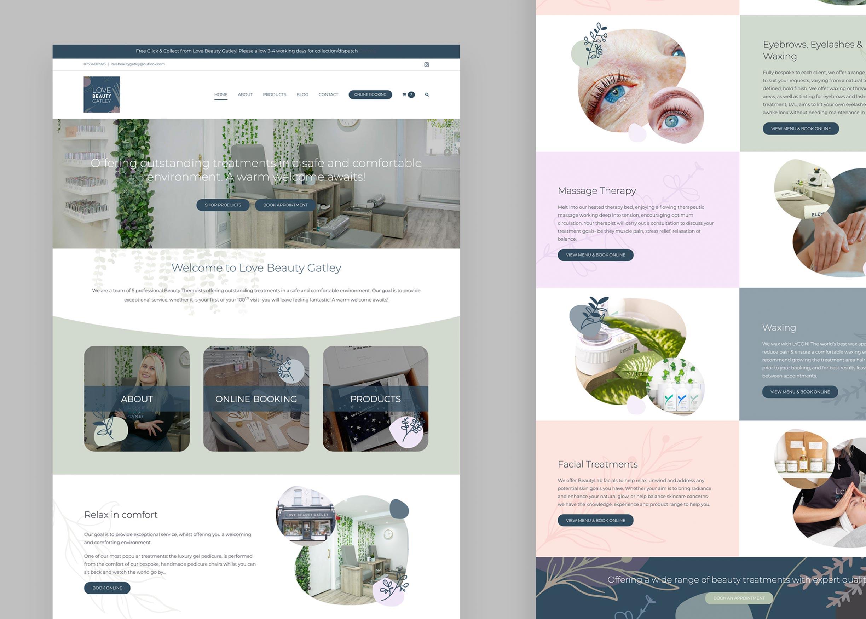 love-beauty-website